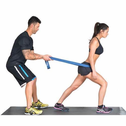 Träningsband, Yogaband